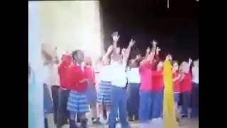 Unleash Your Superpowers Clip with PeerPositivePOWER Students
