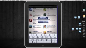 How to download FREE Applications games for iPad retina, iPad mini, iPad 2, iPad 1, iPad 3