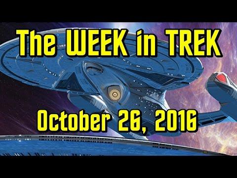 Star Trek: Discovery Seeks CGI Artists, Lots of Book News