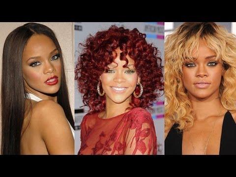 Watch Rihanna's Hair Evolution Before Your Next Salon Trip | Beauty Beat
