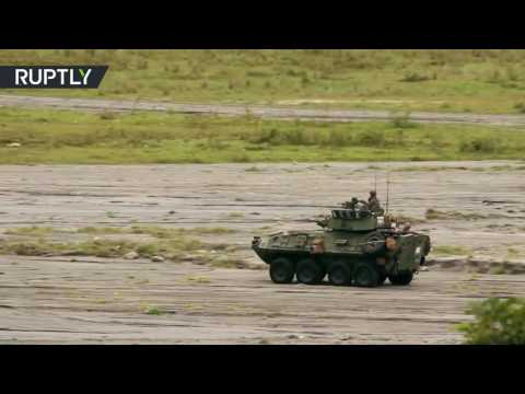 Breakup Drills? Philippines, US hold joint military exercises