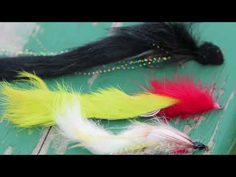 Streamers For Big Trout - How To