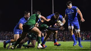 Porter barges over four Connacht players to score after front row combo | #GuinnessPRO14