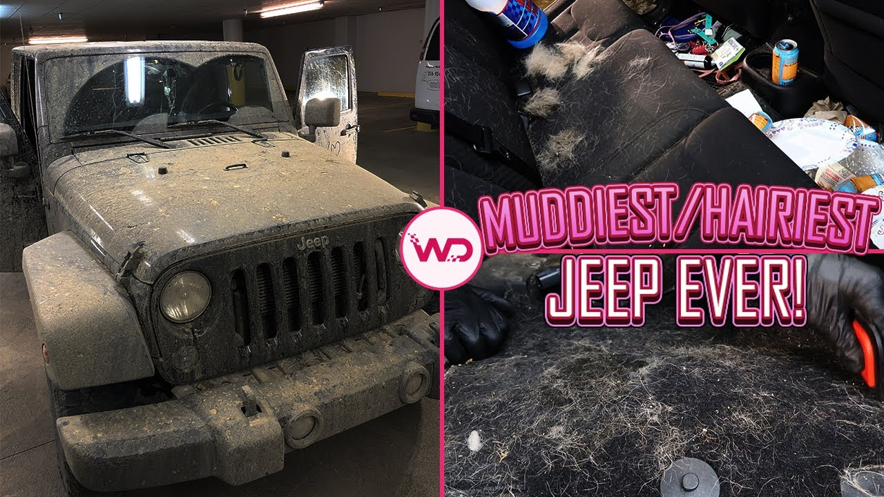 Topless and Dirty - Jeep Jam - BTS Episode 3 - YouTube