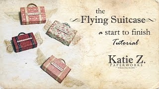 Flying Suitcases Start to Finish Tutorial