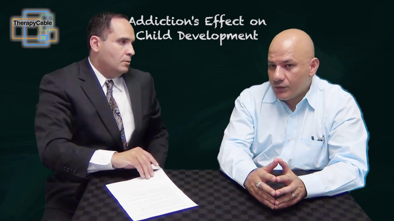 How does Addiction Affect a Child's Development