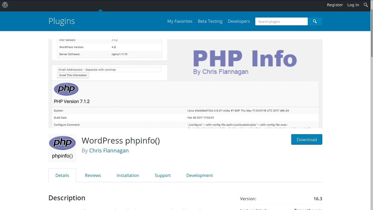 تتبع أخطاء ووردبريس من خلال معرفة معلومات قيم PHP