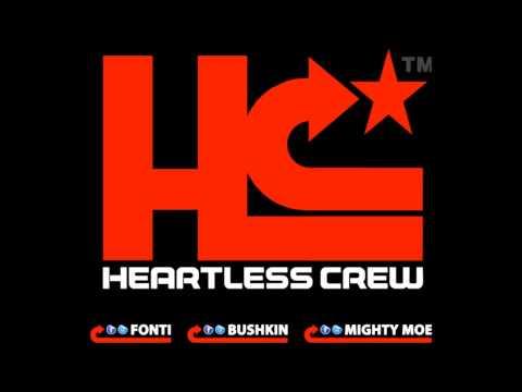 Heartless Crew & Donae'o MC on 1Xtra, 2004.