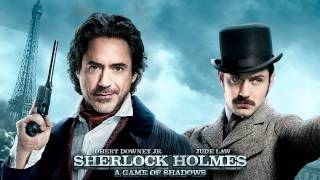 Sherlock Holmes: A Game of Shadows [OST] #15 - Moral Insanity [Full HD]