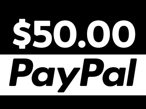 Earn $50 PayPal Money FAST Over & Over! (For Beginners!)