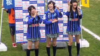 スペランツァFC高槻大阪vs日テレベレーザ@高槻荻谷 2013年6月9日 スペ...