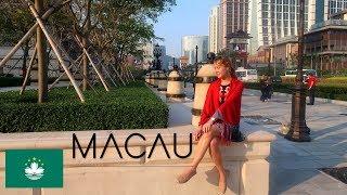 Gambar cover Wir erkunden Macau. Weltreise Vlog