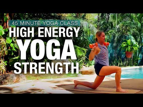 High Energy Yoga Fit Yoga Class - Five Parks Yoga