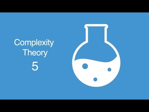 Complexity Science Overview
