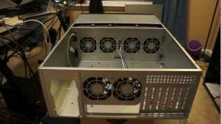 [mDC] Norco RPC-4224 Server Chassis [Video 2]