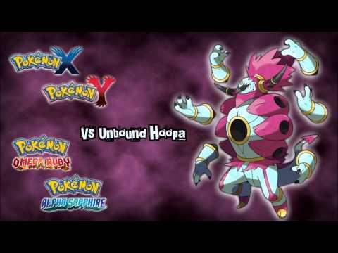 Pokémon XY/ORAS - Vs Unbound Hoopa (Unofficial OC)