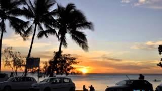 MARJOLAINE par ROD - Coucher du Soleil Promenade des Plages de Nouméa