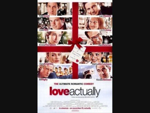Love Actually Soundtrack-Glasgow Love Theme