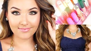 Get Ready With Me   Summer Date Night ♡
