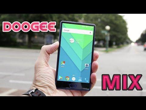 Doogee MIX REVIEW – Another Bezel-Less Budget Phone!