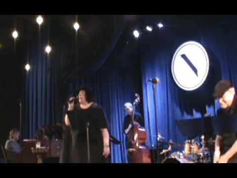 TINA SINGS ELLA@NOCE JAZZ CABARET 4/22/17 VIDEO CLIP 2 OF 3
