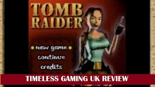 Tomb Raider - Game Boy Color - Review