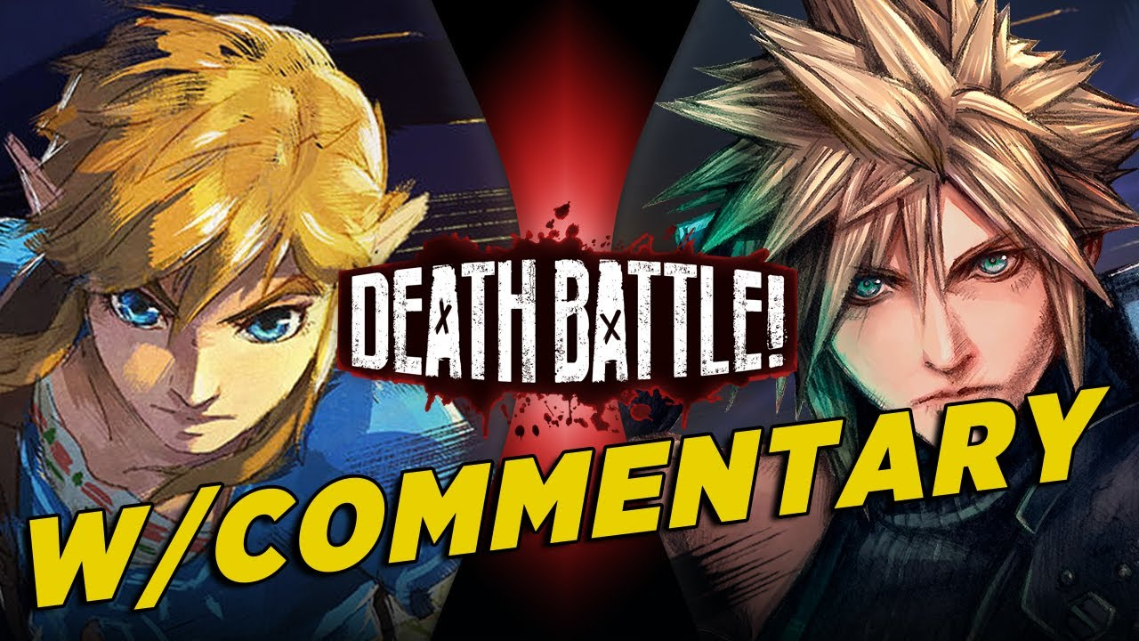 Link VS Cloud w/ Commentary