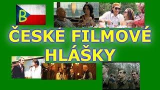 ČESKÉ FILMOVÉ HLÁŠKY /1/