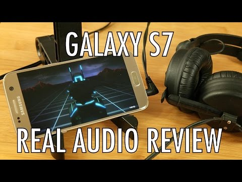 Samsung Galaxy S7 Real Audio Review: Premium price, mid-pack performance