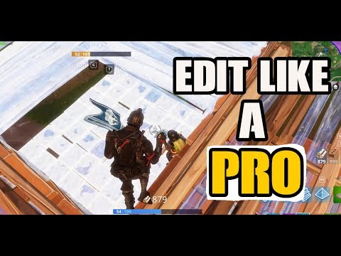 HOW TO WIN | Edit Like A Pro In Combat [Fortnite Battle Royal]