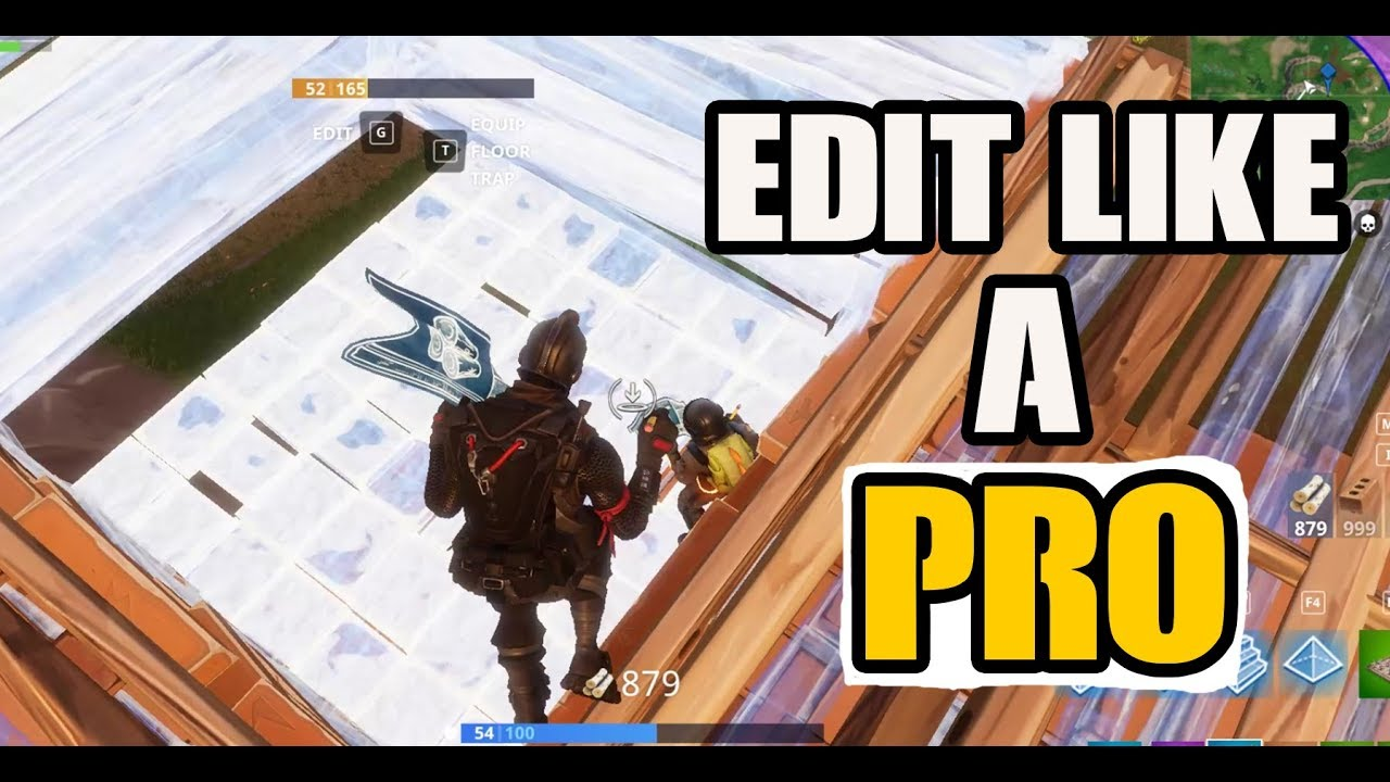 how to build like a pro fortnite