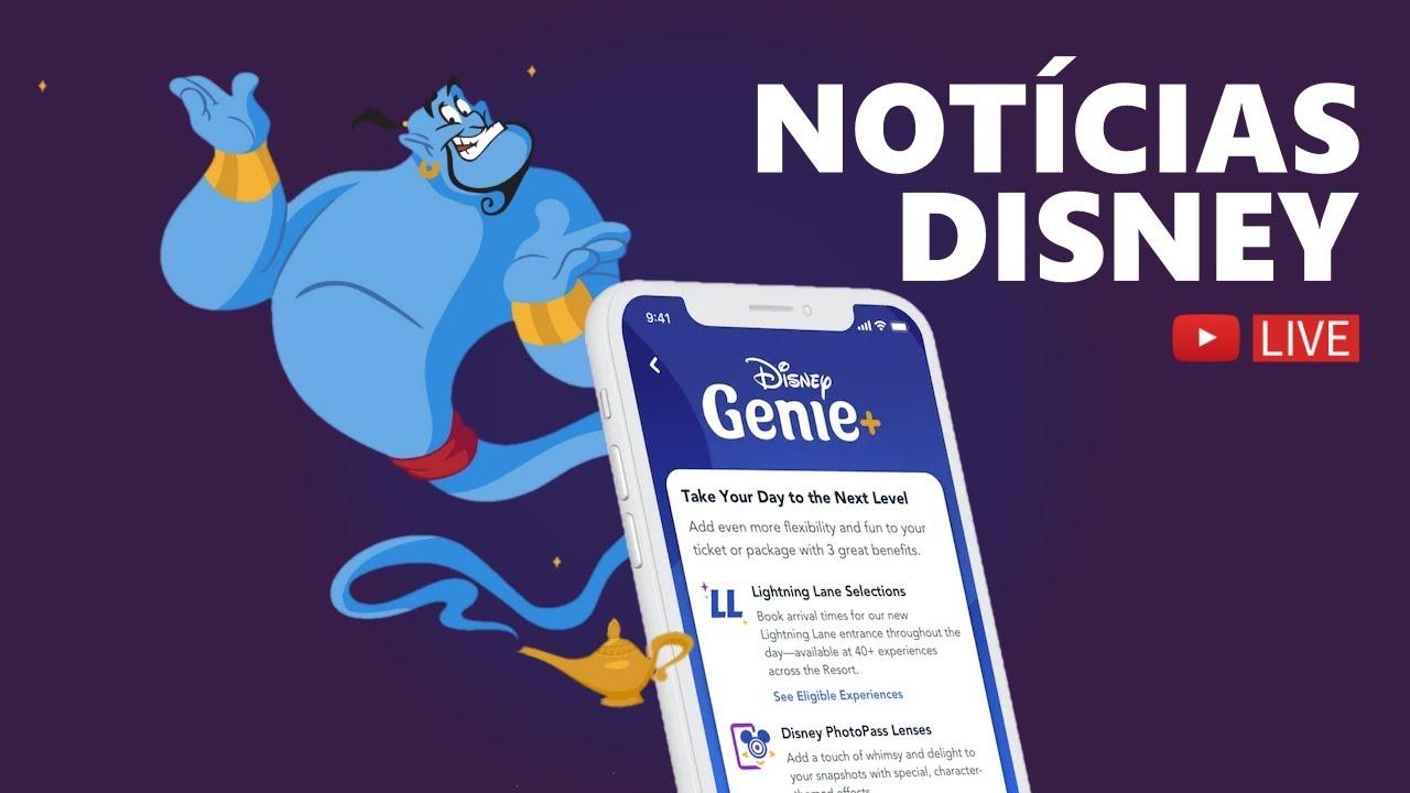 Resumo da Semana | Notícias Disney 09/10/21