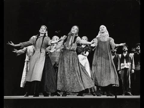 Fiddler On The Roof Matchmaker 1964 Youtube
