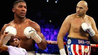 Anthony Joshua Claims Tyson Fury Should RETIRE Soon...
