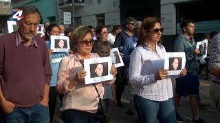 Nueva marcha por Amparo Fernández a cuatro meses de su desaparición