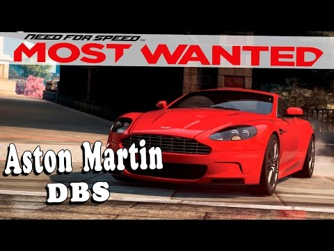 Need For Speed Most Wanted 2012┃ASTON MARTIN DBS┃#41