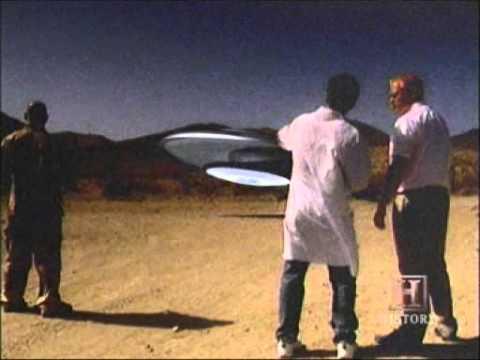 UFO Files - Area 51