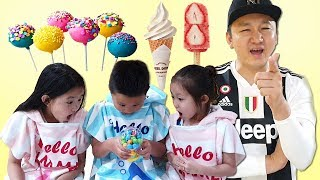Baby Baby Yes Papa | eating candy secretly | Nursery rhymes & Kids song By LoveStar