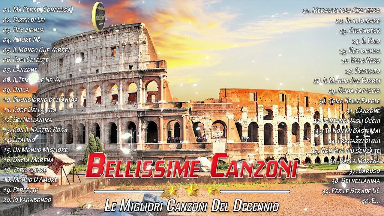 Le 40 Migliori Canzoni Italiane Anni 70 80 90 – Musica Italiana Anni 70 80 90 – Canzoni Italiane