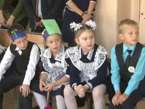 Телеканал Амурск - Посвящение в первоклассники в школе №5!