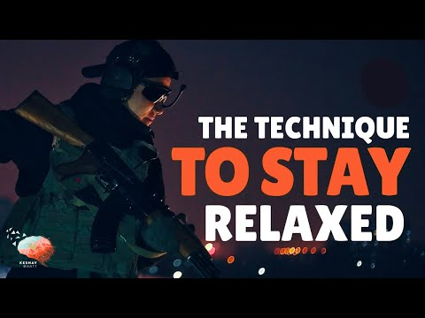 How Navy Seals Stay Calm & Relaxed Under Immense Pressure