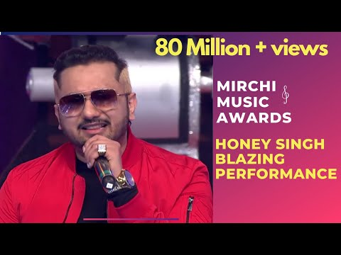 Yo Yo Honey Singh Sets The Stage Ablaze At Rsmma  Radio Mirchi