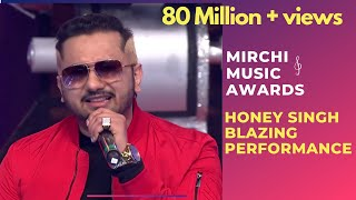 Yo Yo Honey Singh Sets The Stage ablaze At RSMMA | Radio Mirchi