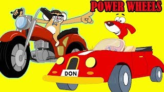 Rat-A-Tat |'Power Wheels Collection 2 Toy Cars Compilation'| Chotoonz Kids Funny Cartoon Videos