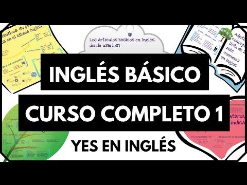 Curso De Inglés Completo 1 - Inglés Desde Cero Nivel Básico Para Principiantes