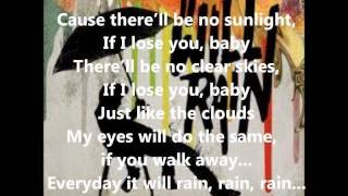 Bruno Mars - It Will Rain (Lyrics)