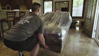 Trained, Professional Movers