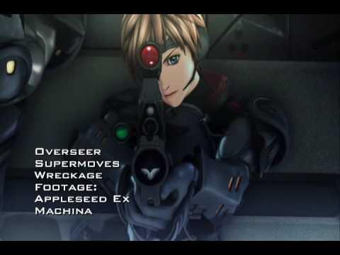 Overseer - Supermoves (Appleseed Edit)