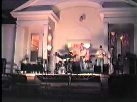 Gospel Singing at Fischer Rescue Squad - Fort Payne, Al - circa 1986 -  part 6