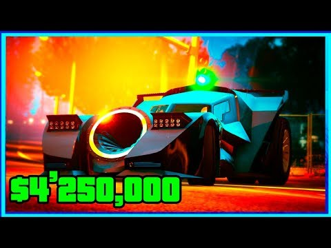 NUEVO BATIMOVIL!! | VIGILANTE DE $4'250,000 MILLONES! | GTA ONLINE